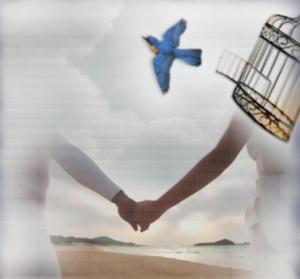 liberdade no amor