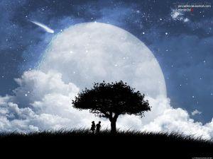 A Lua tem uma grande influência em nossas vidas