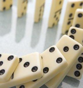 efeito dominó
