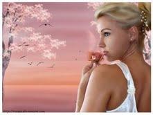 rosa e mulher