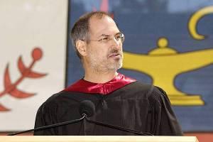 Steve Jobs dá uma lição de vida