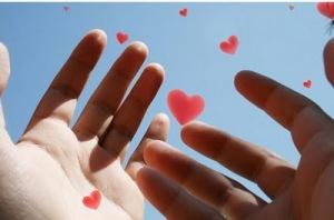 oferecer amor